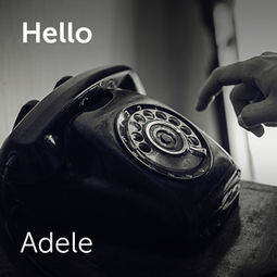 Adele - Hello | Sheet music for choirs and a capella