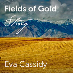 sting fields of gold eva cassidy sheet music for choirs and a