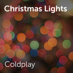 Coldplay - Christmas Lights   Sheet music for choirs and a capella