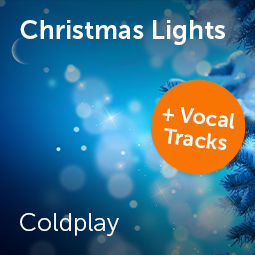 Coldplay Christmas Lights Sheet Music For Choirs And A Capella