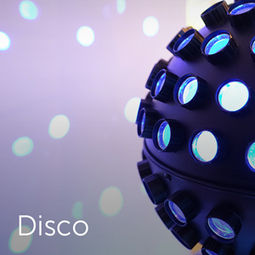 Disco - Disco MEDLEY | Sheet music for choirs and a capella