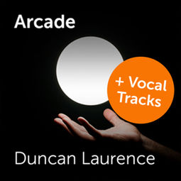 Duncan Laurence - Arcade | Sheet music for choirs and a capella