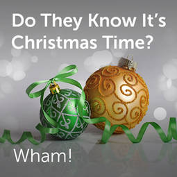 Do They Know Its Christmas Time.Wham Do They Know It S Christmastime Sheet Music For