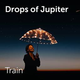 Train drops of jupiter