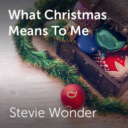 stevie wonder what christmas means to me sheet music for choirs and a capella