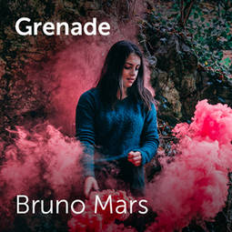 Bruno Mars - Grenade | Sheet music for choirs and a capella