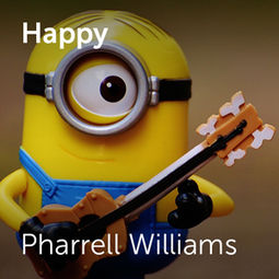 Pharrell Williams - Happy | Sheet music for choirs and a capella