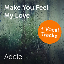 Adele - Make You Feel My Love | Sheet music for choirs and a